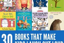 Books for kids. / Good reads for little bookworms.