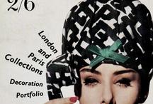 magazines & advertisement.  / by Sarah Bladdick