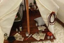 Mini camping RETROPOT