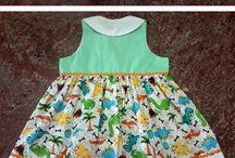 modelos Vestidos infantis