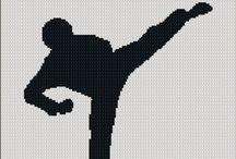 Taekwondo crochet
