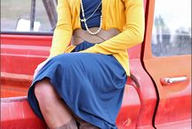 Yellow Pop Modest Style / Everyone needs a little yellow in their lives...(or a lot). Take a look at some of our yellow outfit inspiration to get some ideas for your next outfit.