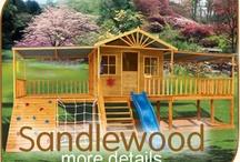 Kids Tree huts
