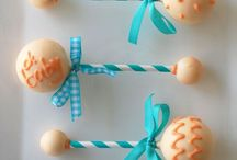 Baby Shower Cakes & Treats / A collection of cakes and sweet treats that would be perfect for your next baby shower. / by Queen Fine Foods