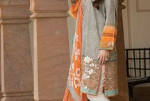 Lawn Clothes / The designs which have stylish and impressive look!