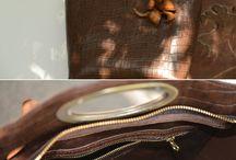 Handmade Leather Bags & Purses