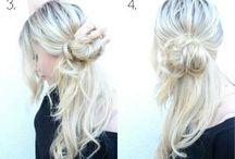 Updo's / Wedding Hair