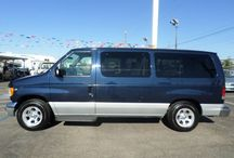 Vans and Minivans / For Sale in Stockton, CA