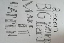 Mijn bullet journal / How my bullet journal looks like