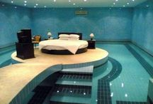 Swimming Pool in your Living Room / Swimming pool integrated into the living room is what make it so unique