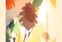 витрины Осень