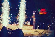 Πυροτεχνήματα - Μπαλόνια / για γάμο, βάπτιση και όλων των ειδών τις εκδηλώσεις Fireworks - Balloons