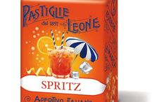 """Spritz / The very Italian ritual of the """"aperitif"""" re-interpreted in an original and unmistakable bitter orange falvour!"""
