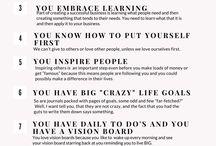 succes tips