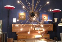 Mid Century Modern Lighting / All of them carry by love