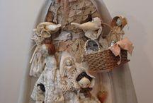 Muñecas Maria Jose