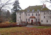 Białowąs - Pałac