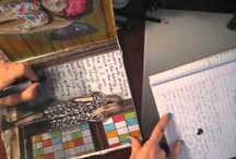 Art Group Journaling / by Sylvia Godlas