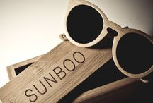 """SUNBOO Sunglasses / Enjoy Sunboo sunglasses, a new concept of sunnies inspired by the idea of """"fashionable nature"""", sense of freshness and dynamism. Sunboo Sunglasses are 85% hand-made and crafted using high-quality materials like light bamboo and dark wood.  Shop these Unique Shades at WWW.FINAEST.COM"""