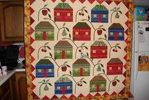 Boerderij quilt