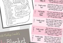 Crafters Cheat sheets