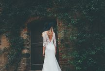 MARIAGE / inspiration, décorations, robe, recettes, gâteau