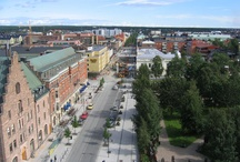 Johnny's travels / First stop in Luleå (Swedish: [ˈlʉːlɛo] ( listen), Lule sami Luleju, Finnish Luulaja) is a city on the coast of northern Sweden with 46,607 inhabitants in 2010.[