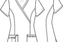 moldes uniformes