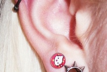 awesome piercings cx / by Hayes Mckell