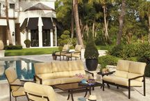 Patio seating / by Janet Dean