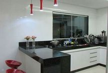 cozinha balcão