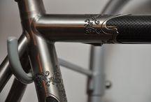 Titanium Bikes