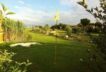 Golf Zlonin / Rodinna atmosfera na golfu nedaleko Prahy...