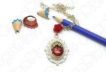 Collana Cammeo / Da poco inserite diverse varietà di collane cammeo, disponibili sul sito www.gugapluff.it