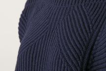 Knitwear Ribs, Pleates and Cables