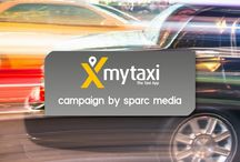 PayPal MyTaxi / Sparc Media Ad Campaign for MyTaxi PayPal
