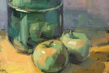 Paintings still life
