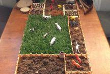 proyecto granja dino