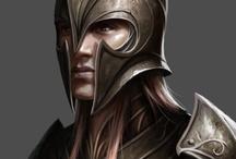 Warrior ● Male