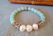bracciali perla