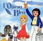 Cover Dvd - L'oiseau Bleu