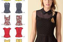 Sewing Patterns / Sewing patterns I like