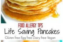 Dairy, egg, wheat, tomato free recipes
