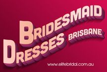 Bridesmaid Dresses Brisbane / Browse this site http://elitebridal.com.au/bridesmaid-dresses-brisbane/ for more information on Bridesmaid Dresses Brisbane. When it comes to a wedding, not just the bride to be is worried about the big day but her family and friends too are. Follow us: http://en.gravatar.com/weddinggownshopsbrisbane