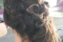 TRENZADOS / Peinados realizados con trenzas