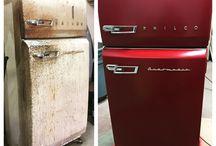 50s fridges