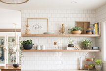 Kitchen / What we love in kitchen design.