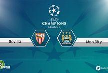 Sevilla Manchester City maçı canlı izle