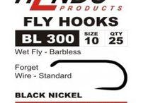 fly hooks WET FLY - BARBLESS