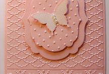Frilly and Feminine Cards